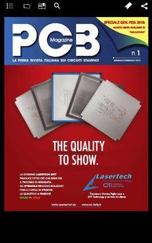 PCB Magazine poster