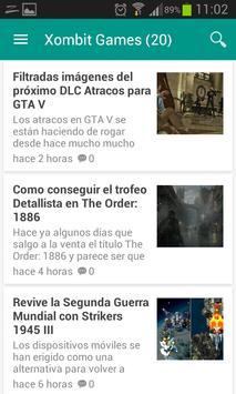 Tecnoklip Games - Noticias screenshot 2