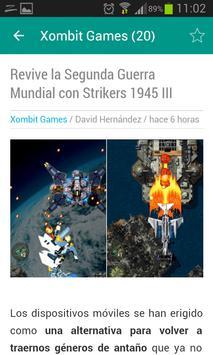 Tecnoklip Games - Noticias screenshot 3
