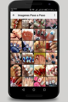 Nail designs step by step screenshot 3