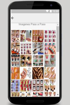 Nail designs step by step screenshot 1