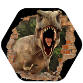 Images and Photos of Dinosaurs icon