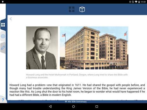 NIV 50th Anniversary Bible screenshot 10