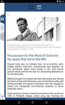 NIV 50th Anniversary Bible screenshot 16
