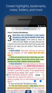 NIV 50th Anniversary Bible screenshot 1