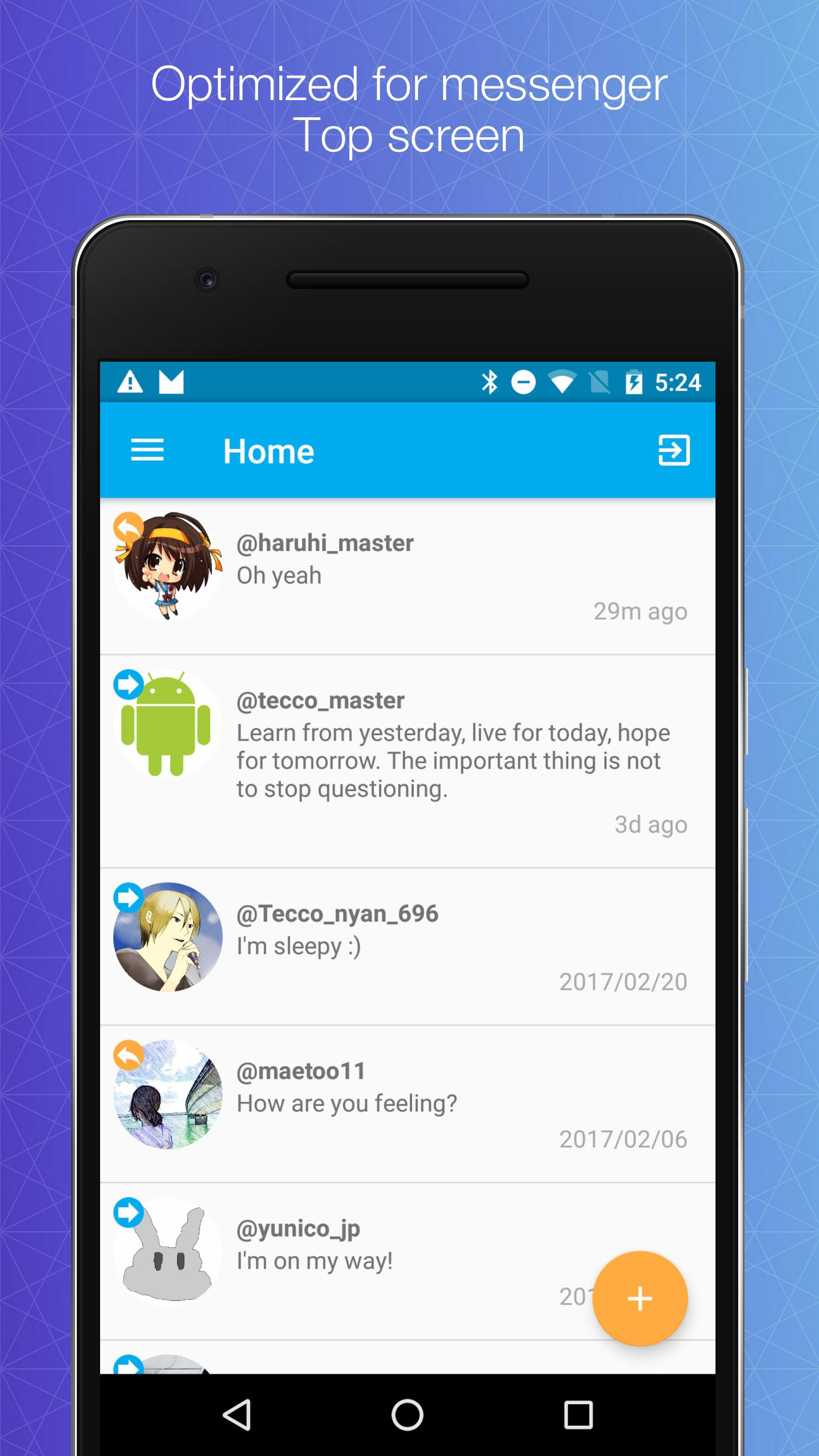 Direct messenger for Twitter for Android - APK Download