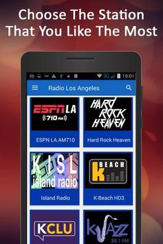Los Angeles Radio Stations apk screenshot