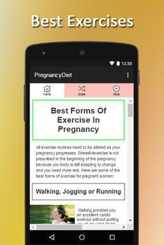 Healthy Pregnancy Diet Plan screenshot 5