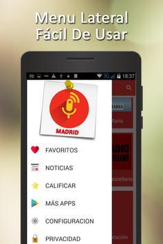 Radio Madrid Online - Emisoras de Radio de Madrid screenshot 1
