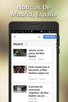 Radio Madrid Online - Emisoras de Radio de Madrid screenshot 4