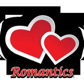 Romantic Music Radio App icon