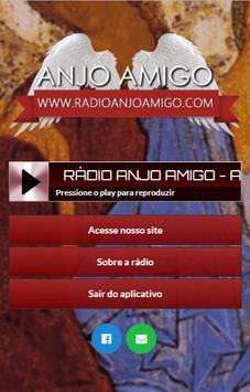 Rádio Anjo Amigo poster