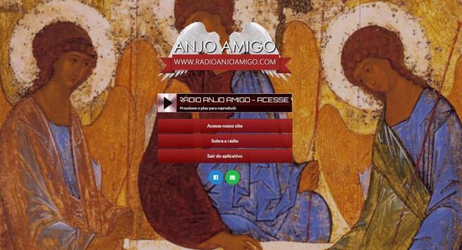Rádio Anjo Amigo screenshot 1