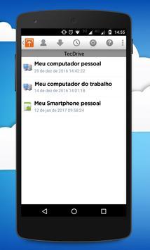 TecDrive screenshot 2