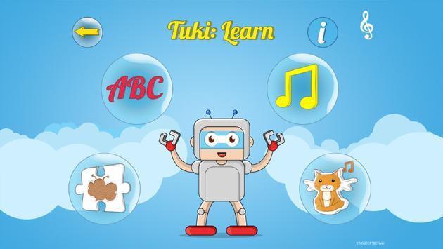 Tuki Learn poster