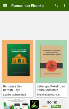 Ramadhan Ebooks screenshot 2