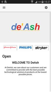 DeAsh screenshot 2