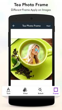 Tea Photo Frame poster