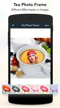 Tea Photo Frame screenshot 3
