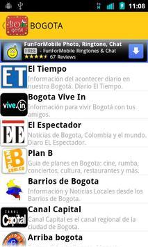 BOGOTA screenshot 1