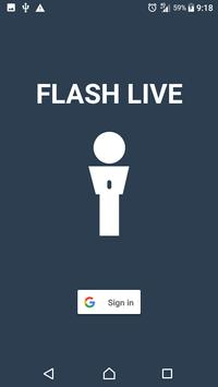 FlashLive poster