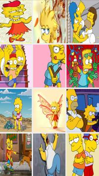The Yellow Simps Pictures For Child poster