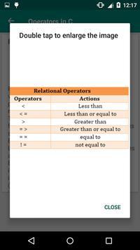 Programming in C screenshot 3