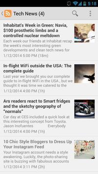 Tech News - أخبار التقنية apk screenshot