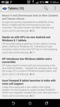 Tech Trends & News apk screenshot