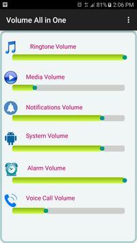 Volume Control : All In One screenshot 5