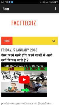 FactTechz poster