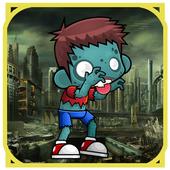 Zombie Adventurer Runner icon