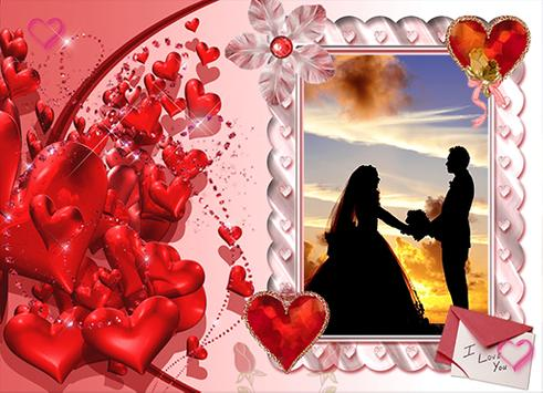 Love Valentine Picture Frames screenshot 3