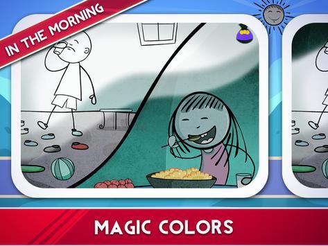 Kids Story: In the Morning apk screenshot