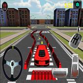 Car 3D Parking icon