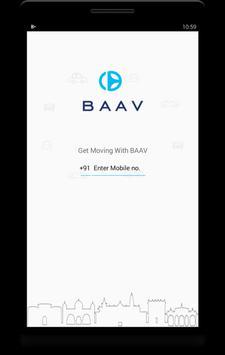 Baav Driver poster