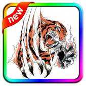 Animals Tattoo icon