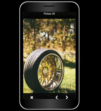 Car Rim App screenshot 1