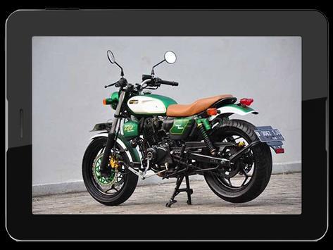 Classic Motorcycle screenshot 2