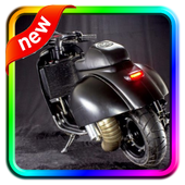 TOP Scooter Modification icon