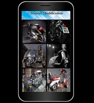 TOP Scooter Modification screenshot 4