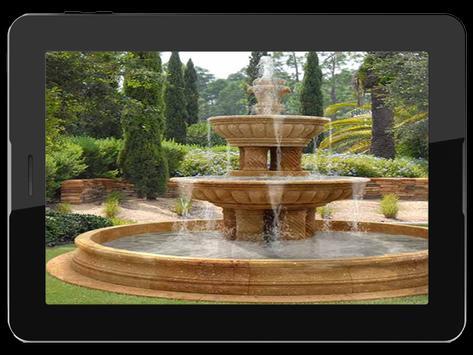 Water Fountain HD Photo screenshot 1