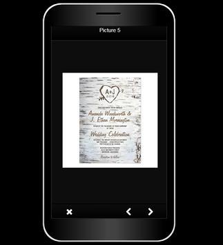 Wedding Invitations Card screenshot 3