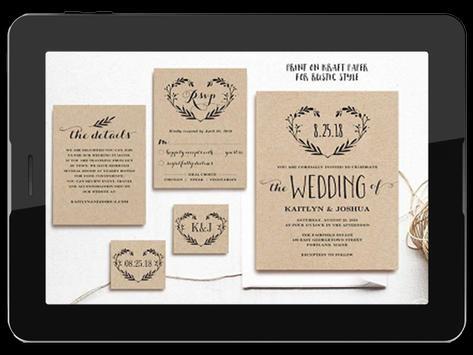 Wedding Invitations Card screenshot 2