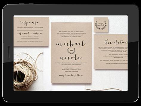 Wedding Invitations Card screenshot 4