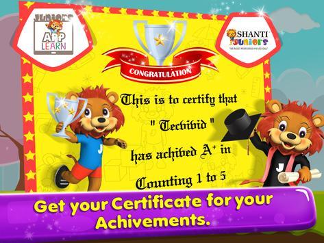 Juniors App Learn screenshot 2