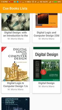 Cse Book Lists poster