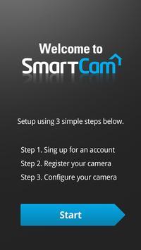 Samsung SmartCam screenshot 1