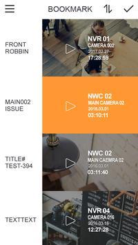 Wisenet mobile apk screenshot