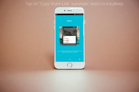 InstaKeep HD downloader for Instagram screenshot 3
